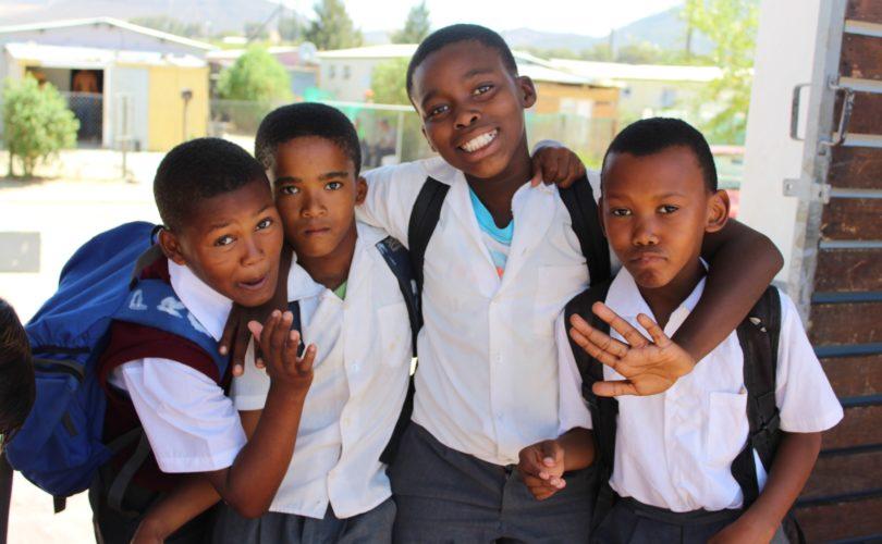 Goedgedacht Trust – Where rural children come first
