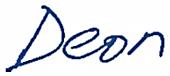 Deon Snyman